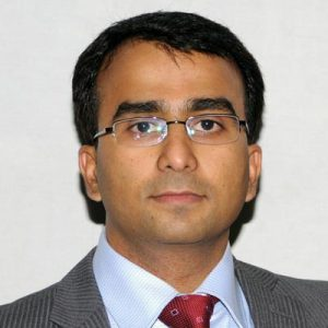 Dr Harsha Shanthanna